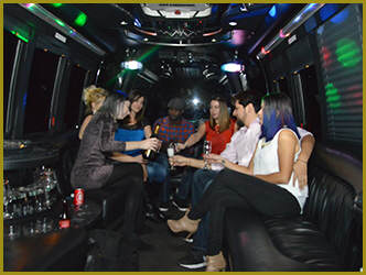 Charleston Party Bus 07