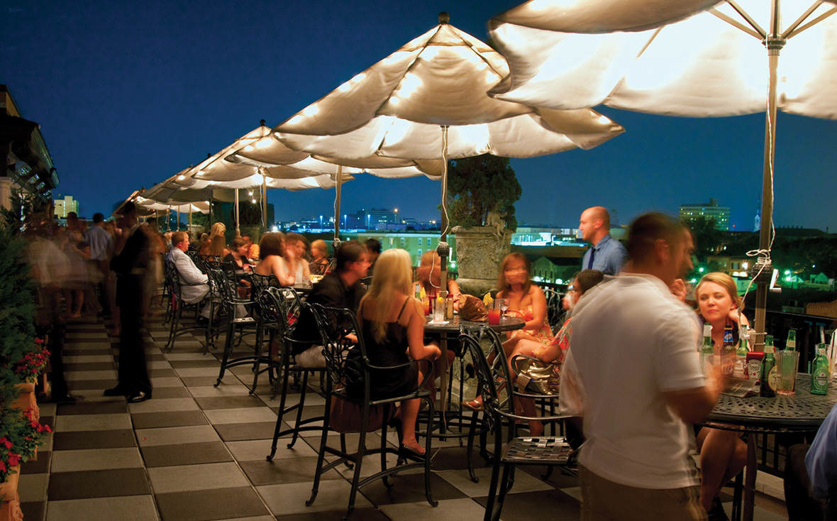 pavdining Sunsets and Memories at Pavilion Bar