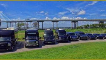 Charleston Limo And Party Bus Fleet