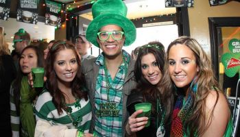 Your Charleston Saint Patrick's Day Round Up 2016