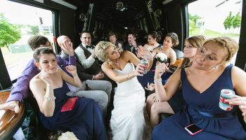10 Reasons You Should Rent a Limo Party Bus for your Wedding