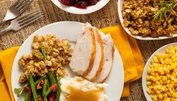 Top 10 Places for Thanksgiving Dinner in Charleston